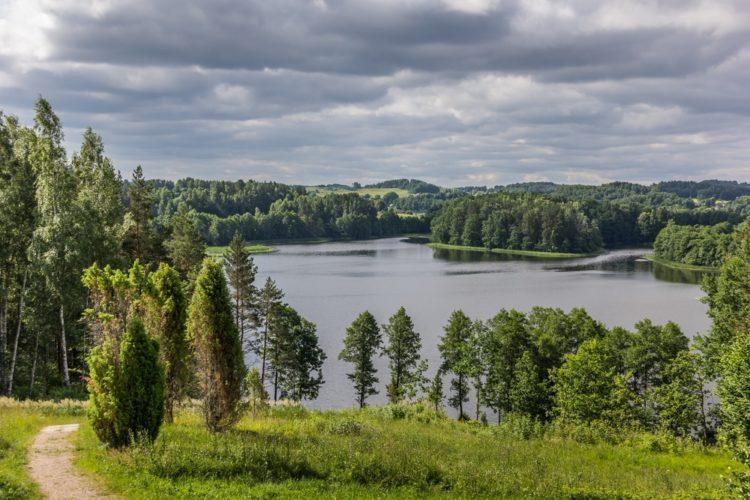 Аукштайтский национальный парк в Литве