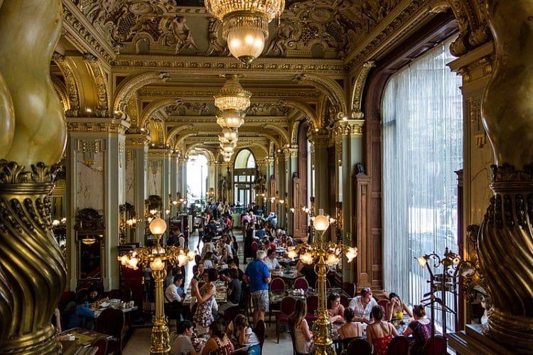 Отель New York Palace в Венгрии