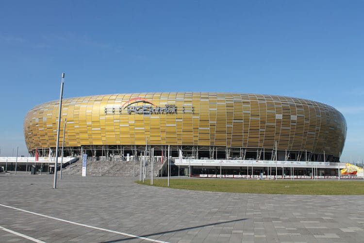 PGE Arena - достопримечательности Гданьска