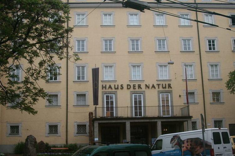 Дом природы - достопримечательности Зальцбурга