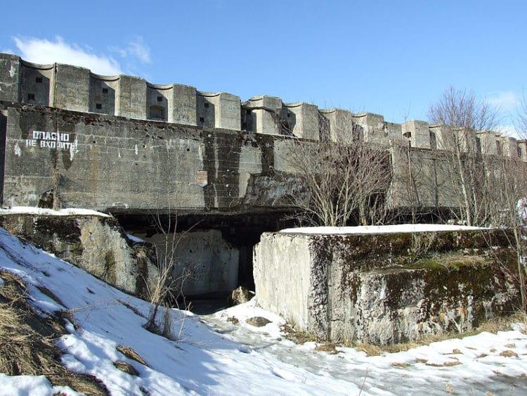 Гродненская крепость - достопримечательности Гродно