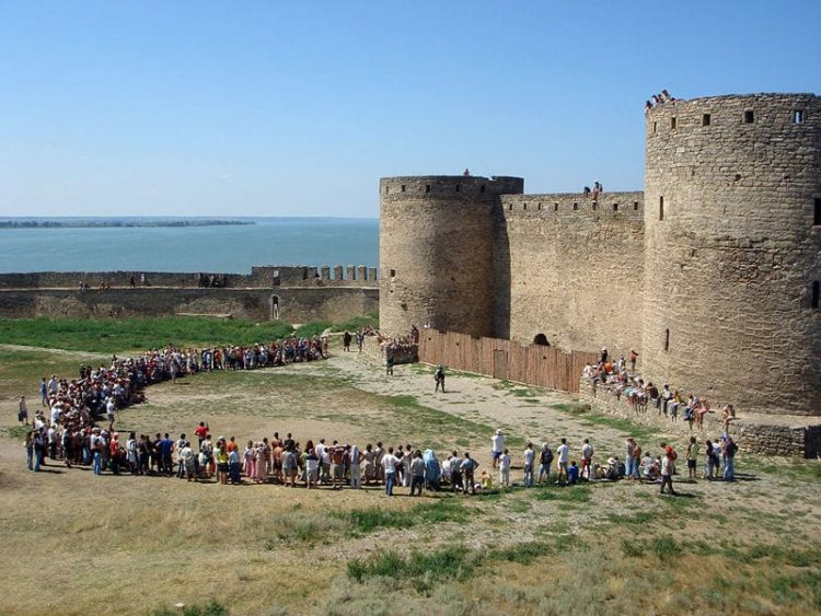 Аккерманская крепость на Украине