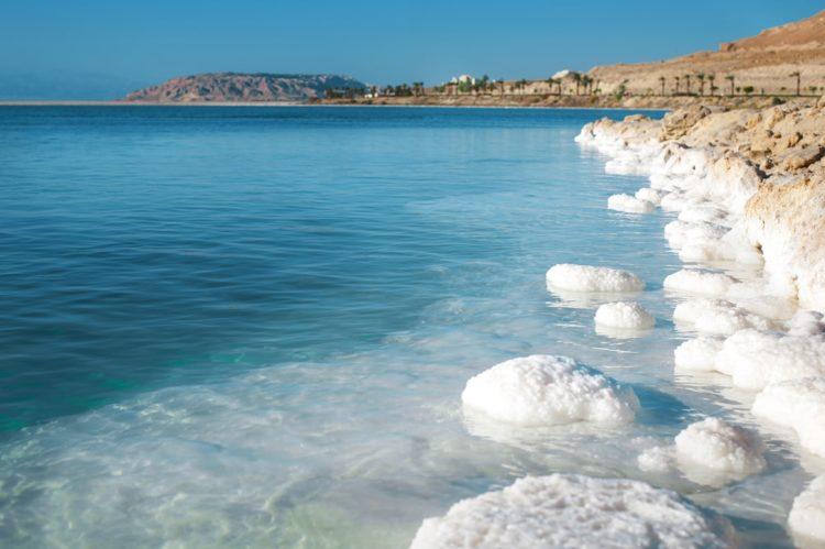 Мёртвое море в Израиле