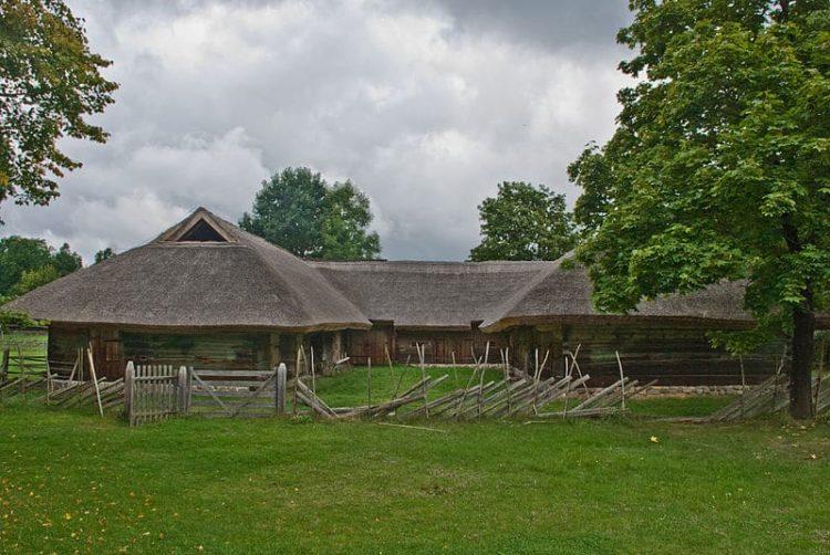 Этнографический музей Румшишкес в Литве