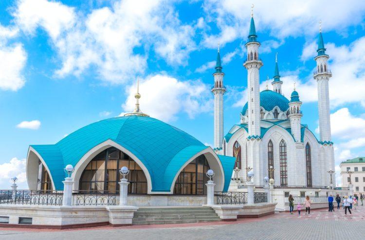 Мечеть Кул Шариф в России