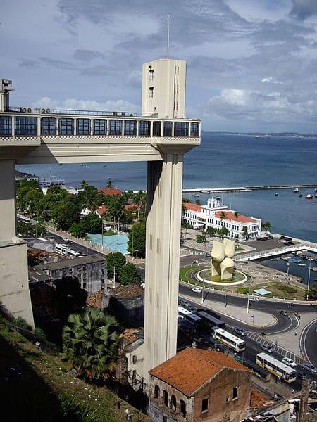 Лифт Ласерда в Бразилии