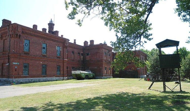 Музей-тюрьма Кароста в Латвии
