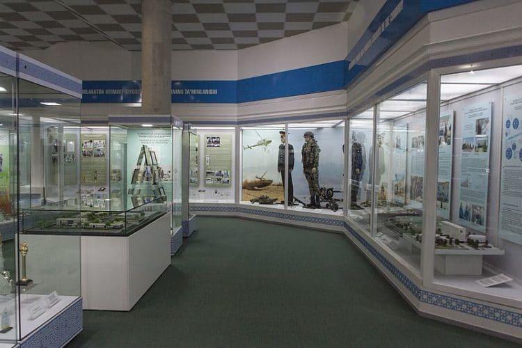 Музей истории Узбекистана в Узбекистане