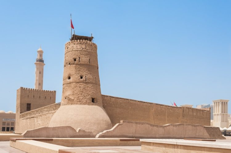 Форт Аль-Фахиди в ОАЭ