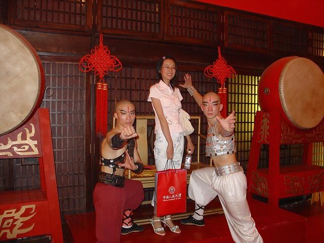 Красный театр в Китае