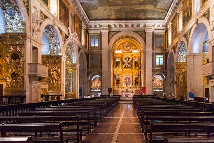 Церковь Святого Роха в Португалии