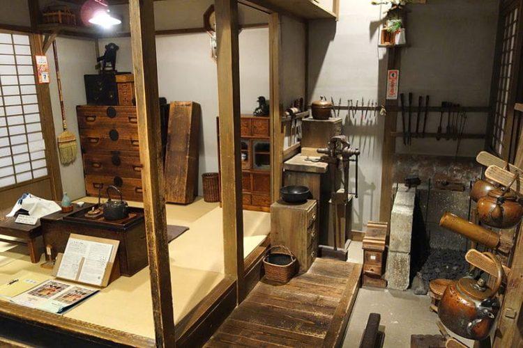 Музей Ситамати в Японии