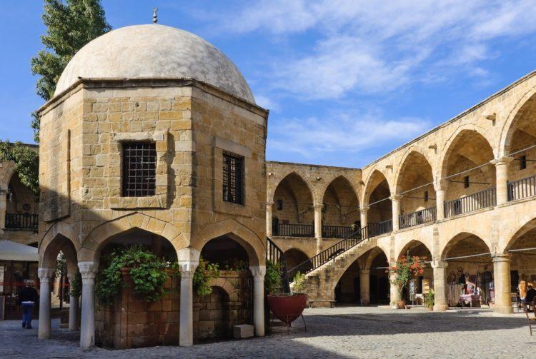 Караван сарай Бюйюк-хан на Кипре