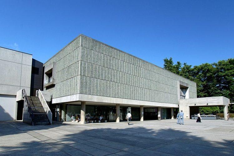 Национальный музей западного искусства в Японии