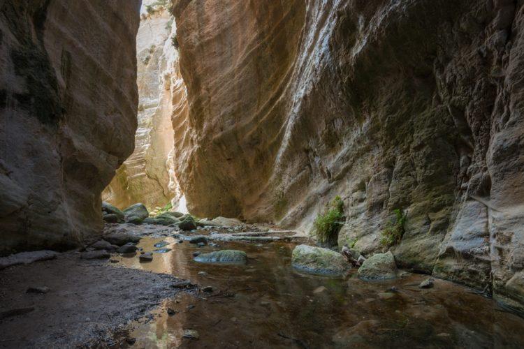Ущелье Авагас на Кипре