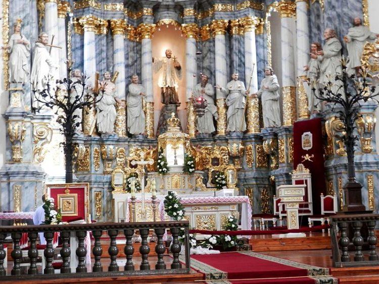 Собор Святого Франциска Ксаверия - достопримечательности Гродно