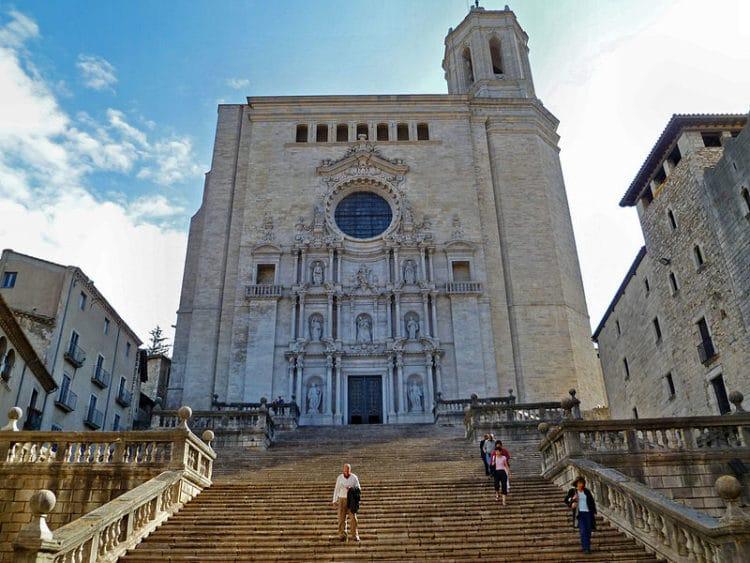 Кафедральный собор Жироны - достопримечательности Жироны