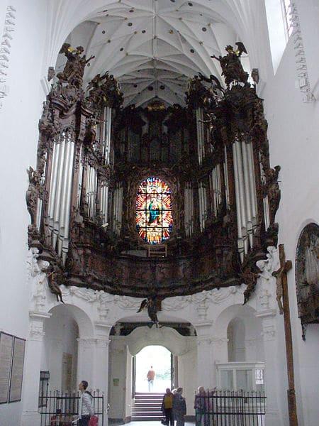 Оливский собор - достопримечательности Гданьска