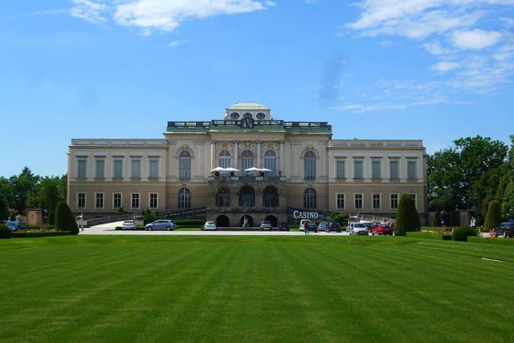 Дворец Клессхайм - достопримечательности Зальцбурга