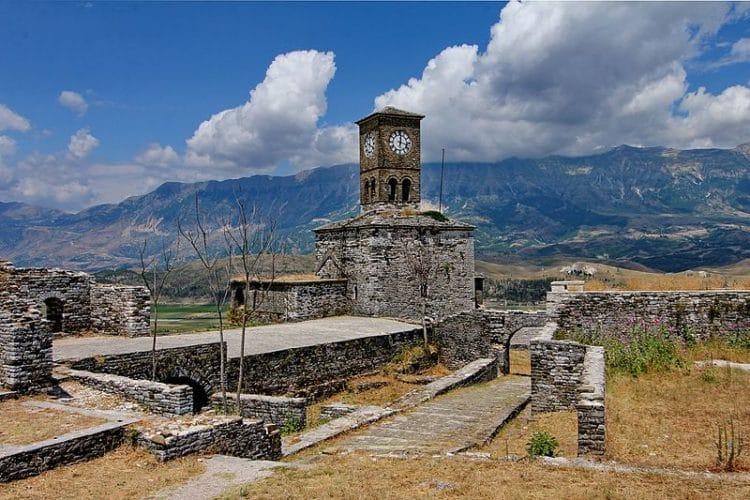 Цитадель Гирокастры - достопримечательности Албании