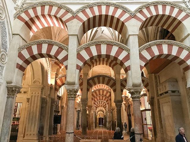 Мечеть Мескита - достопримечательности Кордовы