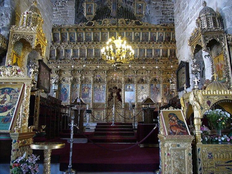Церковь Святого Лазаря - достопримечательности Ларнаки