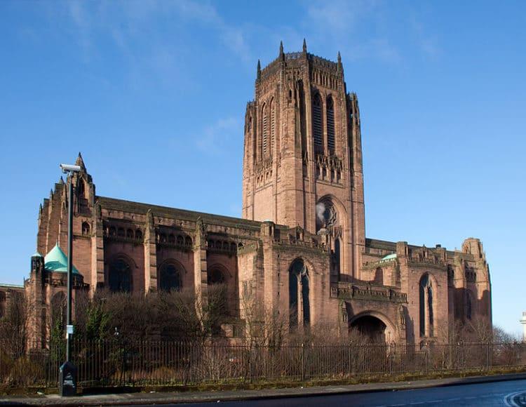Ливерпульский собор - достопримечательности Ливерпуля