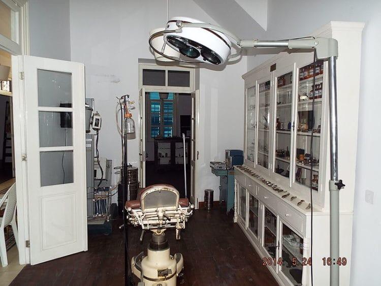 Медицинский музей «Kyriazis» - достопримечательности Ларнаки