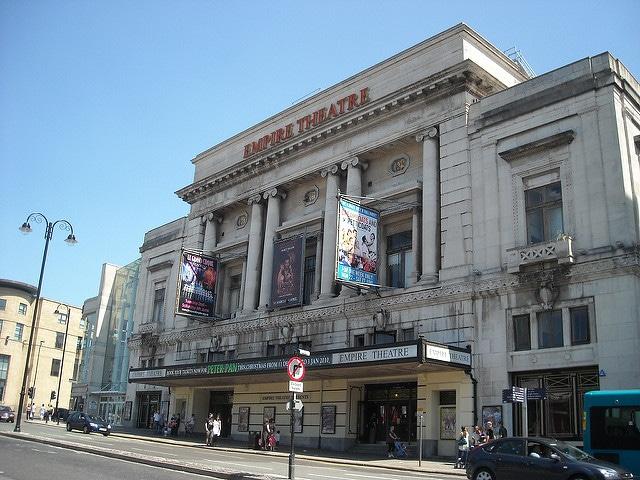 Театр Эмпайр - достопримечательности Ливерпуля