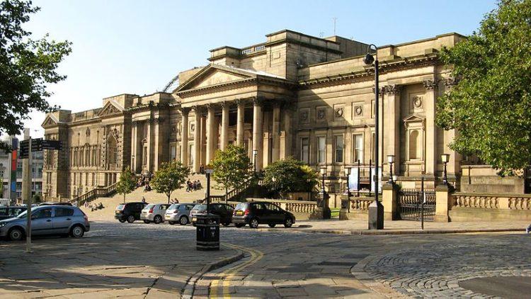 Всемирный музей - достопримечательности Ливерпуля