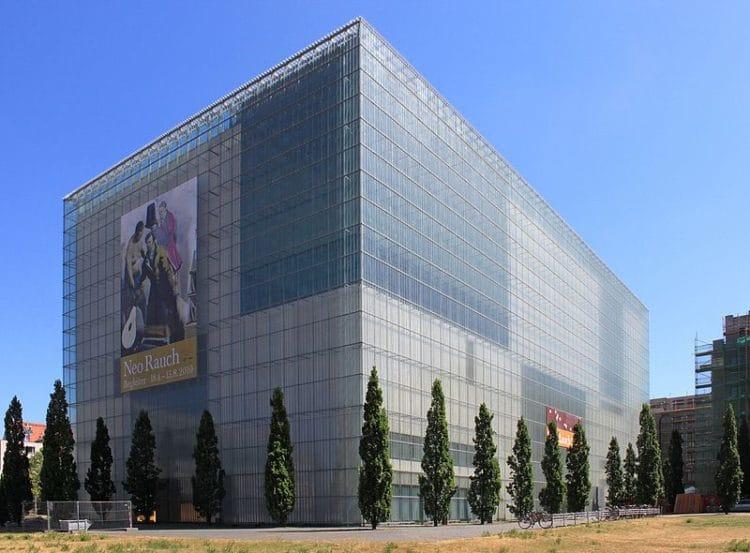 Музей изобразительных искусств - достопримечательности Лейпцига