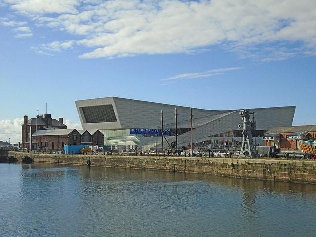 Музей Ливерпуля - достопримечательности Ливерпуля