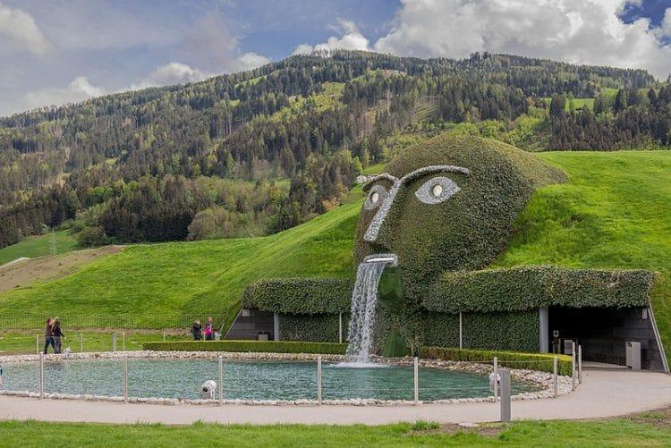 Музей кристаллов «Swarovski» - достопримечательности Инсбрука