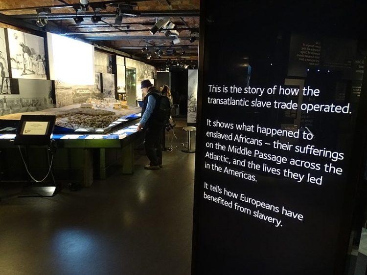 Международный музей рабства - достопримечательности Ливерпуля