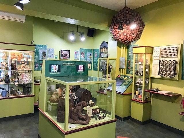 Музей шоколада Erico - достопримечательности Квебека