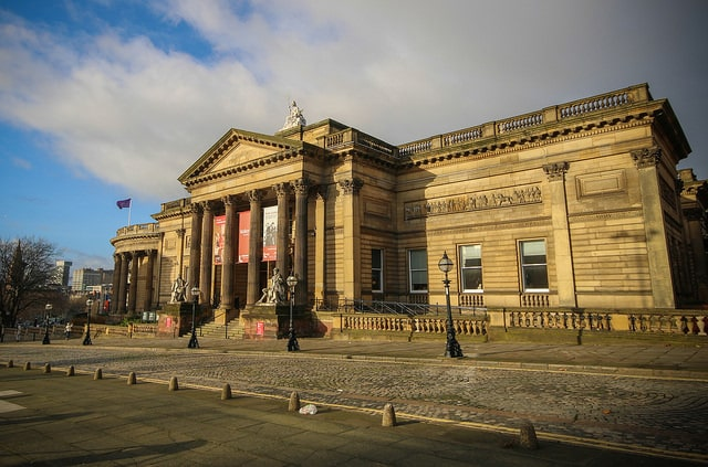 Художественная галерея Уокера - достопримечательности Ливерпуля