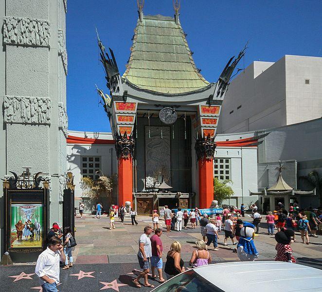 Китайский театр Граумана в США