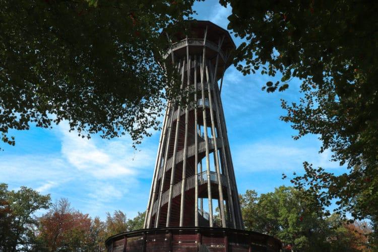 Башня Совабелен - достопримечательности Лозанны