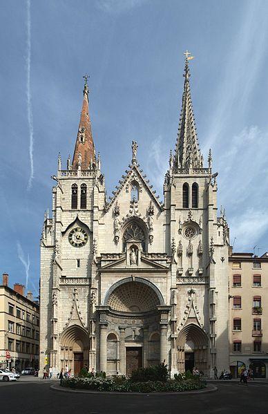Церковь Сен-Низье во Франции