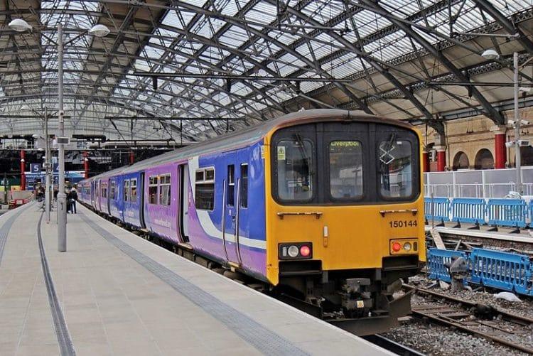 Железнодорожная станция Лайм-стрит - достопримечательности Ливерпуля