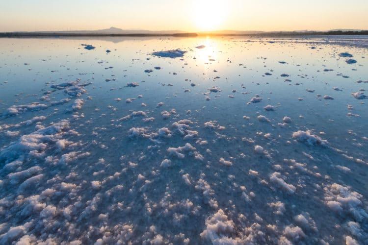 Солёное озеро - достопримечательности Ларнаки