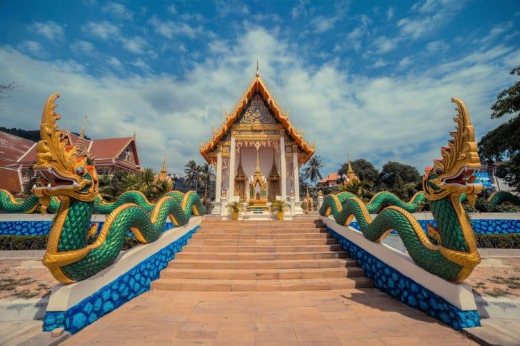 Храм Суван Кхири Кет - достопримечательности Пхукета
