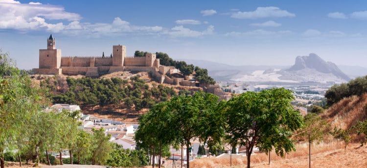 Крепость Малага - Что посмотреть в Малаге