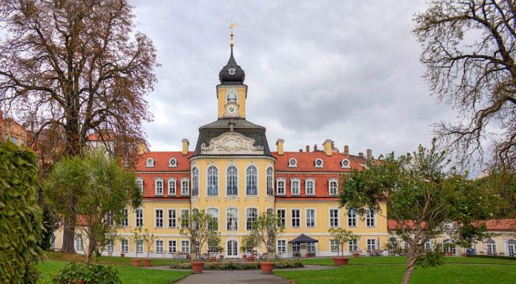 Голизский дворец - достопримечательности Лейпцига
