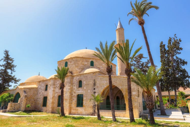 Мечеть Хала Султан Текке - достопримечательности Ларнаки
