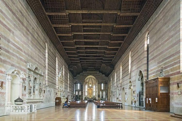 Церковь Эремитани - достопримечательности Падуи