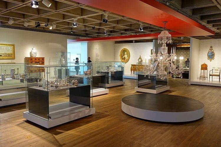 Монреальский музей изящных искусств - достопримечательности Монреаля