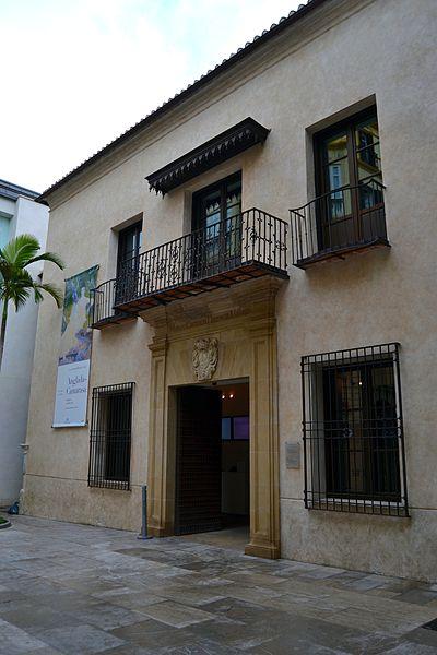 Музей Кармен Тиссен - достопримечательности Малаги