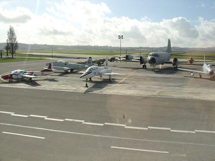Музей авиастроения - достопримечательности Синтры