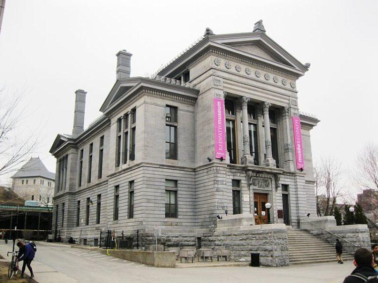Музей Редпат - достопримечательности Монреаля